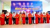 Thông tấn xã Việt Nam khai mạc triển lãm ảnh Biển đảo Tổ quốc