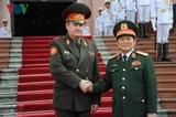 Министр обороны Беларуси находится во Вьетнаме с официальным визитом