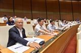 Парламент принял закон о защите государственной тайны