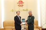 Quan hệ quốc phòng Việt-Trung có bước phát triển mới thực chất