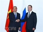 Quan hệ Việt Nam-Nga tiếp tục phát triển thực chất bền vững