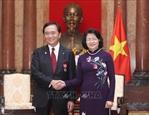 Поощряется многостороннее сотрудничество между районами Вьетнама и японской префектурой Канагава