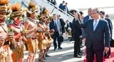 Премьер-министр Нгуен Суан Фук прибыл в Папуа-Новую Гвинею для участия в 26-м саммите АТЭС