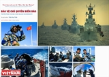 Biển đảo Việt Nam qua ống kính của các nhà nhiếp ảnh