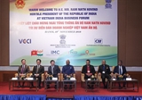 Tạo nhiều cơ hội hợp tác đầu tư kinh doanh cho doanh nghiệp Việt-Ấn
