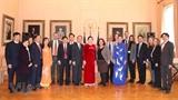 Đoàn đại biểu thành phố Hà Nội thăm và làm việc tại Hy Lạp