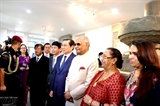 Визит президента Индии в город Дананг и провинцию Куангнам