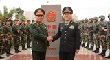 Начались мероприятия 5-й Программы дружественного обмена между CPВ и Китаем по оборонным и пограничным вопросам