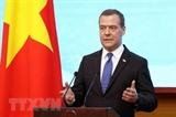 នាយករដ្ឋមន្ត្រីសហព័ន្ធរុស្ស៊ី លោក Dmitry Medvedev បញ្ចប់ដំណើរទស្សនកិច្ចផ្លូវការនៅវៀតណាមប្រកបដោយជោគជ័យ