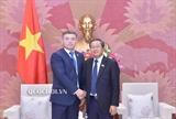Делегация партии Нур Отан находится во Вьетнаме с визитом