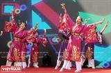 日本文化色彩吸引河内市民