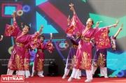 하노이시민들의 관심을 끄는 다채로운 일본 문화