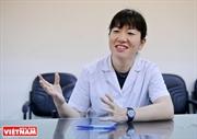 Soeijima Nozomi 의사선생님 환자의 움직임이 하나라도 저에게 큰 기쁨이다'
