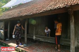 Древнейший дом деревни Дыонглам
