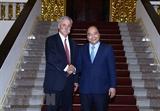 Thủ tướng: Giải đua F1 sẽ đóng góp vào sự phát triển của Việt Nam