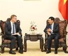 Вице-премьер Министр иностранных дел Вьетнама принял Вице-президента АБР