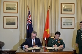 Вьетнам и Австралия подписали Заявление об общем видении по оборонному сотрудничеству