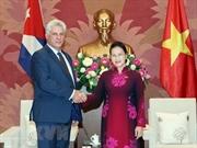 Parlamento de Vietnam reitera apoyo a la justa causa revolucionaria de Cuba