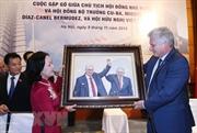 Presidente Díaz-Canel confía en durabilidad de solidaridad Vietnam-Cuba