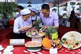 Hà Nội: Liên hoan ẩm thực gây quỹ từ thiện thu hút du khách quốc tế