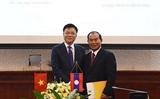 Tăng cường hợp tác tư pháp giữa hai nước Việt Nam-Lào