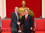 Tập đoàn Google sẵn sàng hỗ trợ Việt Nam trong tiến trình số hóa nền kinh tế