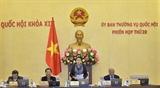 Открылось 29-е заседание Постоянного комитета НС 14-го созыва