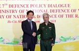 Вьетнам и Республика Корея расширяют оборонное сотрудничество