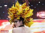 Soirée de coiffure Kella Hairshow 2018 à Ho Chi Minh-Ville