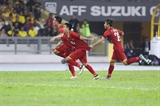 Vietnam tie with Malaysia in AFF first-leg final