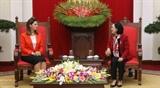Делегация партии Новый Азербайджан находится во Вьетнаме с рабочим визитом