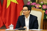 Вице-премьер Ву Дык Дам: необходимо строить отряд профессиональных кадров по внешним отношениям