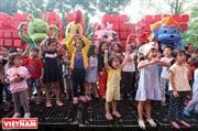 2018年の「コエ(Khoe)」祭り‐愛情の祭り