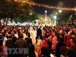 Комитет солидарности католиков Вьетнама провёл рождественскую встречу