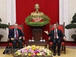 IMF sẽ tiếp tục hợp tác và hỗ trợ Việt Nam trong quá trình phát triển