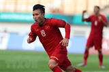 Midfielder Nguyen Quang Hai nominated Asias best footballer award