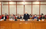 Генсек ЦК КПВ президент Вьетнама Нгуен Фу Чонг совершил рабочую поездку в Хайфон