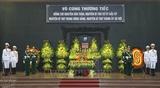 В Ханое проходит церемония прощания с товарищем Нгуен Ван Чаном