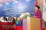 IPU cam kết hỗ trợ Việt Nam thực hiện mục tiêu phát triển bền vững