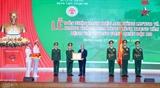 Состоялась церемония присвоения звания Героя Народных вооруженных сил госпиталю № 108