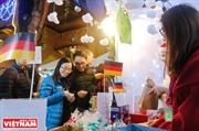 Nhộn nhịp hội chợ Giáng sinh Đức tại Hà Nội