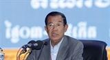 Премьер-министр Камбоджи начал официальный визит во Вьетнам