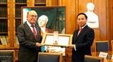 Вьетнам наградил Орденом Дружбы ведущий Университет России