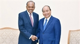 Укрепляется сотрудничество между Вьетнамом и Сингапуром