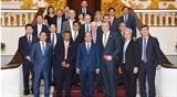 Премьер-министр Нгуен Суан Фук принял международных инвесторов