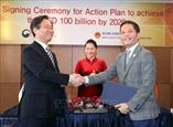 В Сеуле прошла церемония подписания меморандума по экономике между СРВ и РК