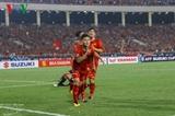 AFF Suzuki Cup ២០១៨៖ ប្រព័ន្ធផ្សព្វផ្សាយអាស៊ីបានកោតសរសើរចំពោះជ័យជំនះឈានចូលវគ្គផ្តាច់ព្រ័ត្ររបស់ក្រុមបាល់ទាត់ជម្រើសជាតិវៀតណាម