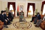 Angola coi Việt Nam là tấm gương cho các nước đang phát triển