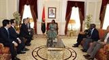 Товарищ Чан Куок Выонг посетил Анголу с рабочим визитом