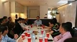 Делегация ЦК ОФВ встретилась с представителями вьетнамской диаспоры в Австралии